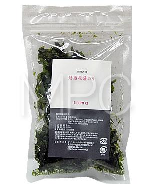 tama Marche 本物の味 焙煎原藻のり 5g