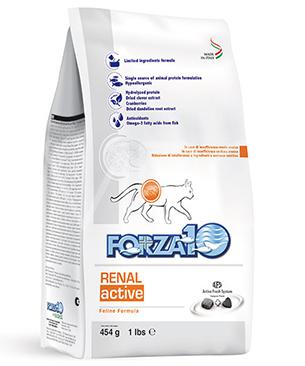 フォルツァ10 CAT リナールアクティブ(腎臓ケア療法食)