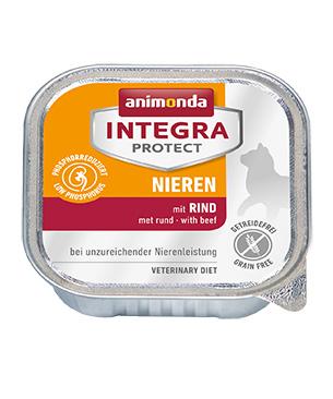 アニモンダ インテグラプロテクト ウェット CAT 腎臓ケア 牛 100g